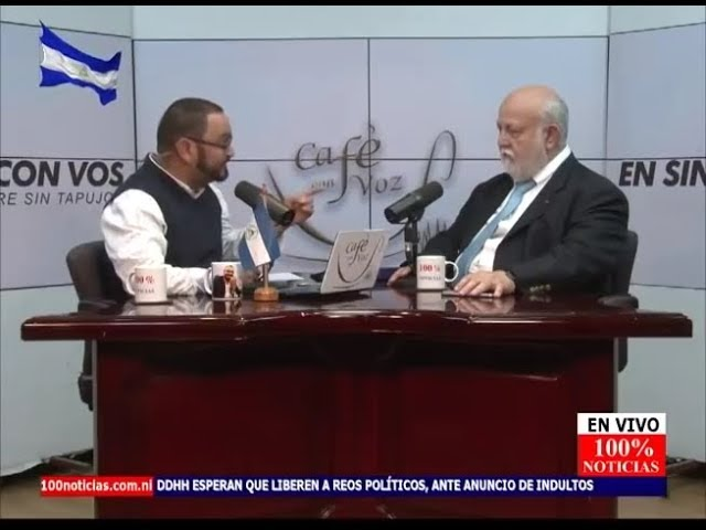 Dr. Norman Caldera Analiza la nueva Ley Magnitsky Nica Act