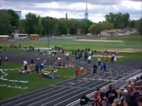 2013 MSHSL Section 8AA Track & Field Championship Meet - Boys 400 Meter Dash FINAL