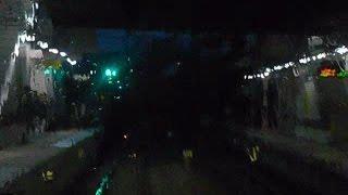 前方展望 2017.03.10 JR西日本 奈良線 桃山駅~JR藤森駅間 221系 普通 京都 行き JR JR JR西日本