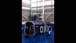 SURVIVEX HUET Helicopter Underwater Escape Training