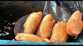 Aratikaya Bajji | Banana Bajji | Banana Bada | Evening Snacks In India
