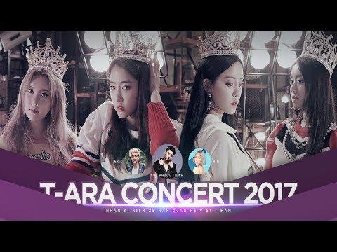 [FULL 3H | HD1080P] T-ARA CONCERT IN VIETNAM 2017
