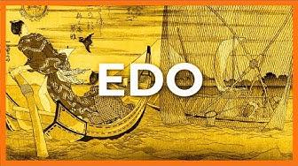 L'Histoire d'Edo/Tokyo - Histoire du Japon #1