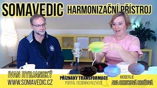 ŽIVĚ: Somavedic - revoluční harmonizační přístroj thumbnail