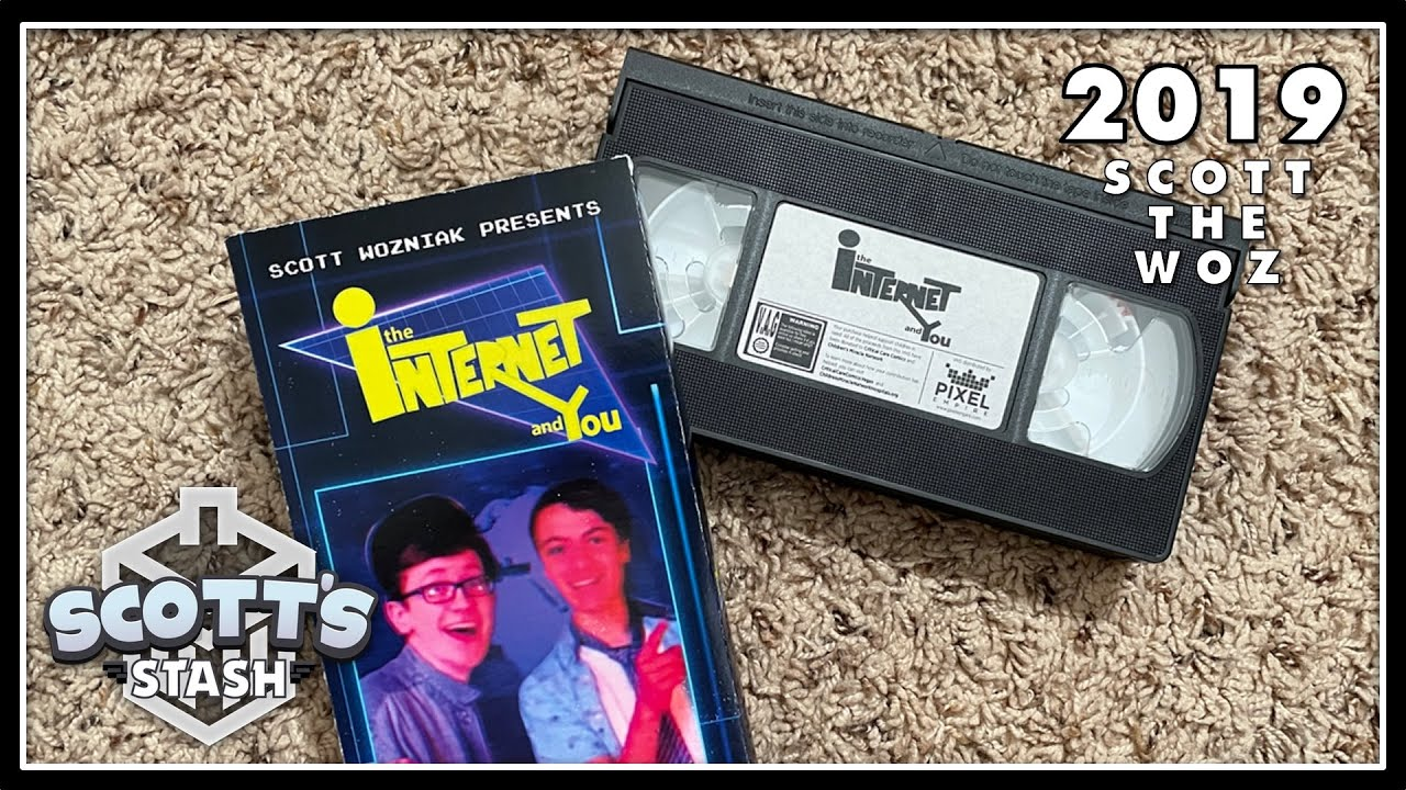 The Internet and You (VHS Release) (2019)