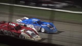 West Liberty Raceway IMCA Late Model Liberty 100 Feature