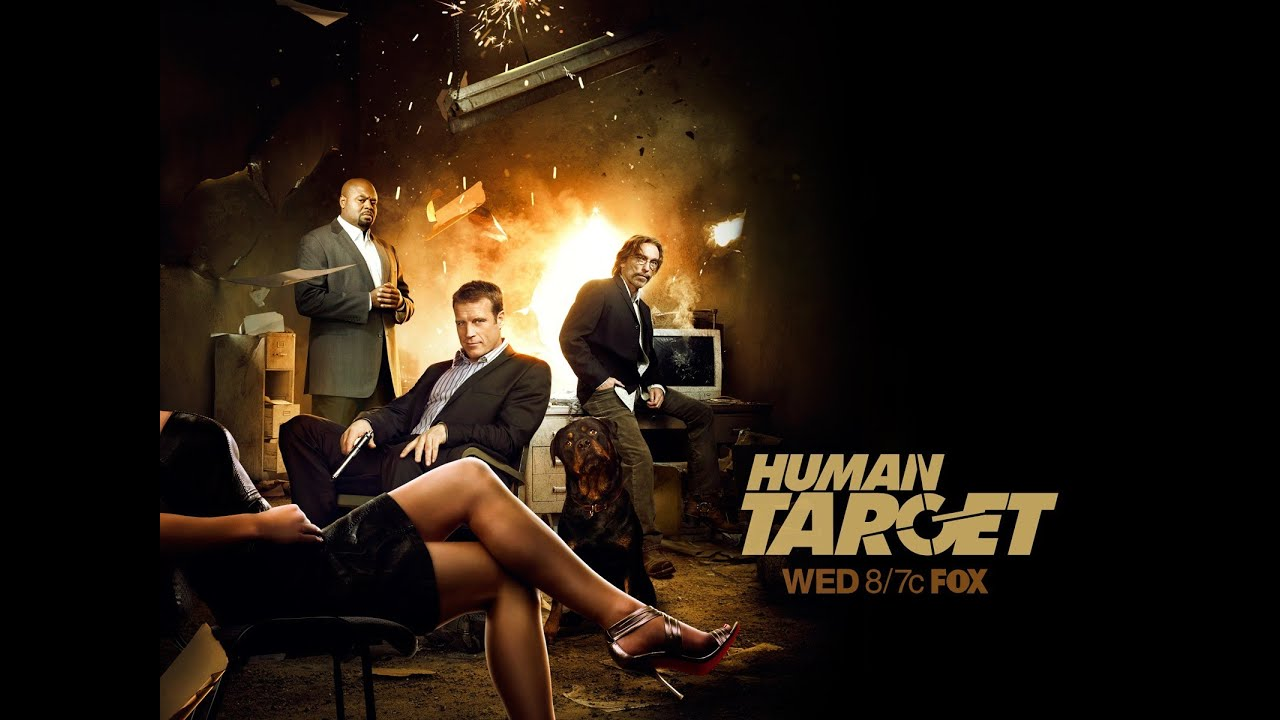 Download Human Target Episodic Television Promos - Example of our Post Production Services
