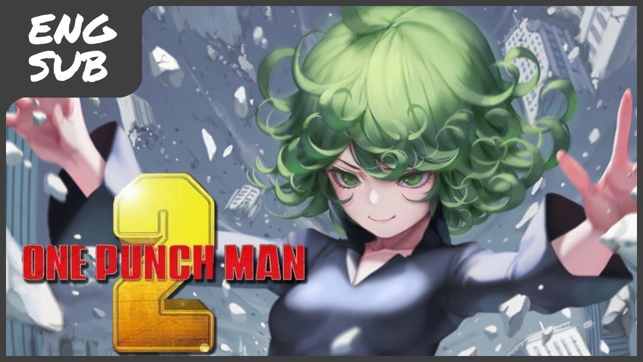 [Eng Sub] One Punch Man Season 2 PV1 - Spring Anime 2019