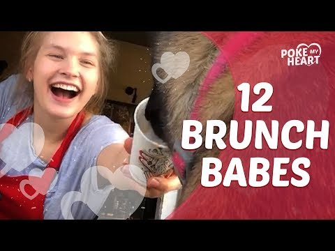 The Top 12 Babes You Def Want at Brunch!