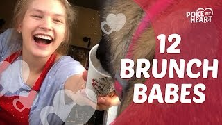 The Top 12 Babes You Def Want at Brunch! | Poke My Heart