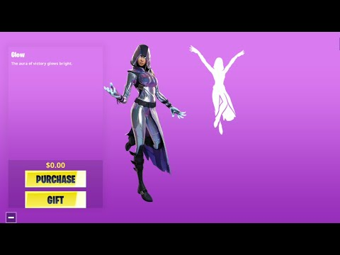 Fortnite Glow Skin How To Redeem On Note 9