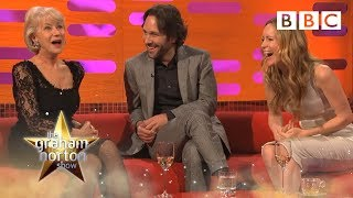 Helen Mirren & Leslie Mann on their annoying husbands | The Graham Norton Show - BBC