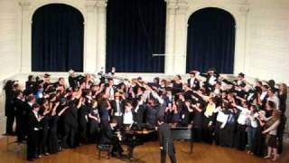 Yale Fight Songs Medley - Yale Glee Club 2009