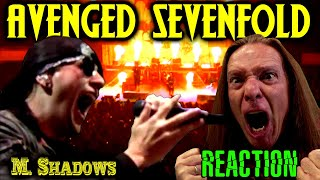 Vocal Coach Reacts To Avenged Sevenfold | Critical Acclaim | Live | Ken Tamplin