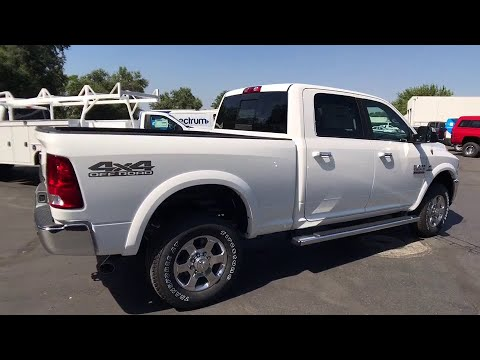2017 RAM 2500 Redding, Eureka, Red Bluff, Northern California, Sacramento, CA 17D187
