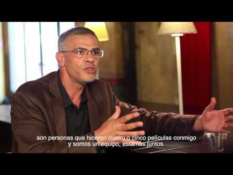 ENTREVISTA CON ABDELLATIF KECHICHE, DIRECTOR DE #LAVIDADEADELE   MANTARRAYA