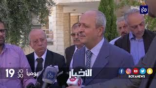 محامون فلسطينيون يقدمون شكوى قانونية للنائب العام ضد بيع وتسريب أراضي الوقف المسيحي - (30-8-2017)