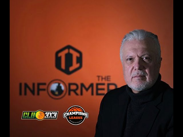 All things 3X3 Basketball with The Informer hosted by TV News Icon George Donikian