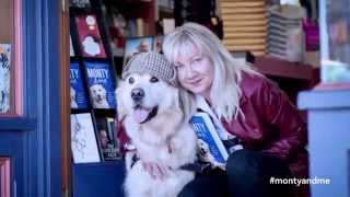 Monty Dog Detective - Clever Dog Wows Readers at Bookshop