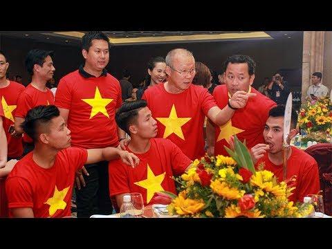 Đội tuyển U23 Việt Nam giao lưu người hâm mộ TP.HCM