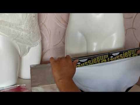 Обзор мужских трусов брифов Aussiebum Flaunt Brief Yellow & White