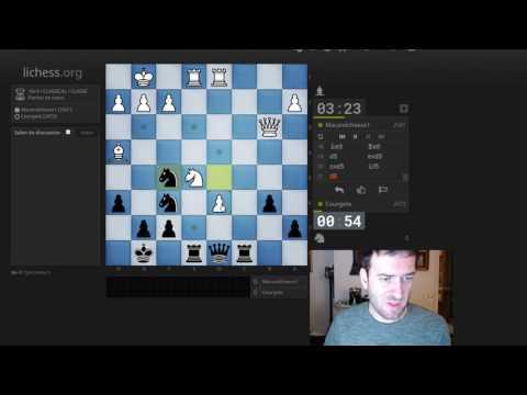 #67Noirs 11-04-2017: TRICHE!! 1.d4 - Nimzo Rubinstein avec dxc4/cxd4 et b6 (GM Igor Nataf)