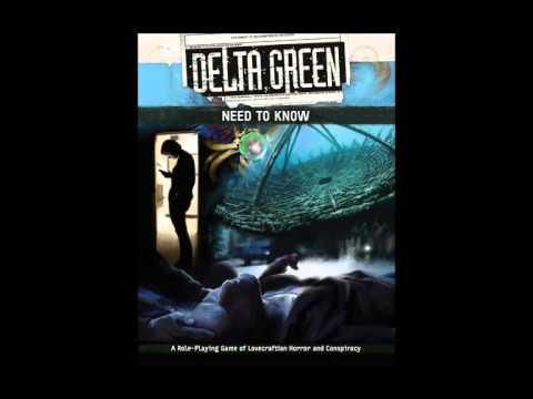 Delta Green - The Name of it's Breath (WITH NORSE FOUNDRY AND RPPR!)