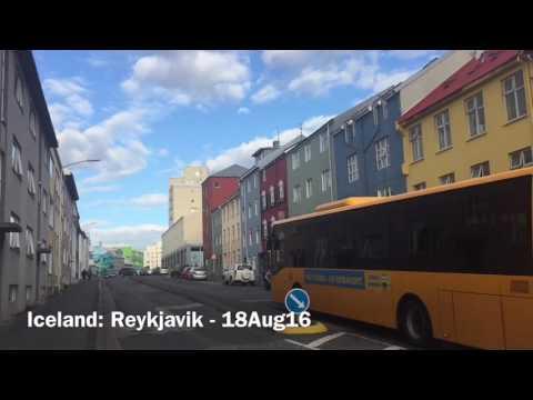 Iceland: Reykjavik - 18Aug16