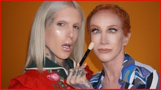 KATHY GRIFFIN MAKEUP TUTORIAL | Jeffree Star