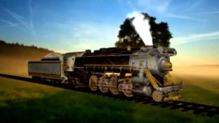 Steam Locomotives from Railroad Tycoon 3