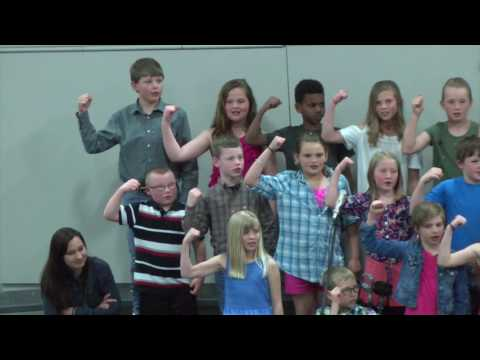 2017 Beresford Elementary Spring Concert   Live Well!