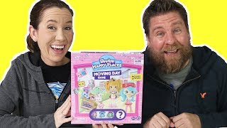 Shopkins Happy Places Moving Day Game