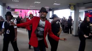 Delta Airlines Flash Mob Jackson MS