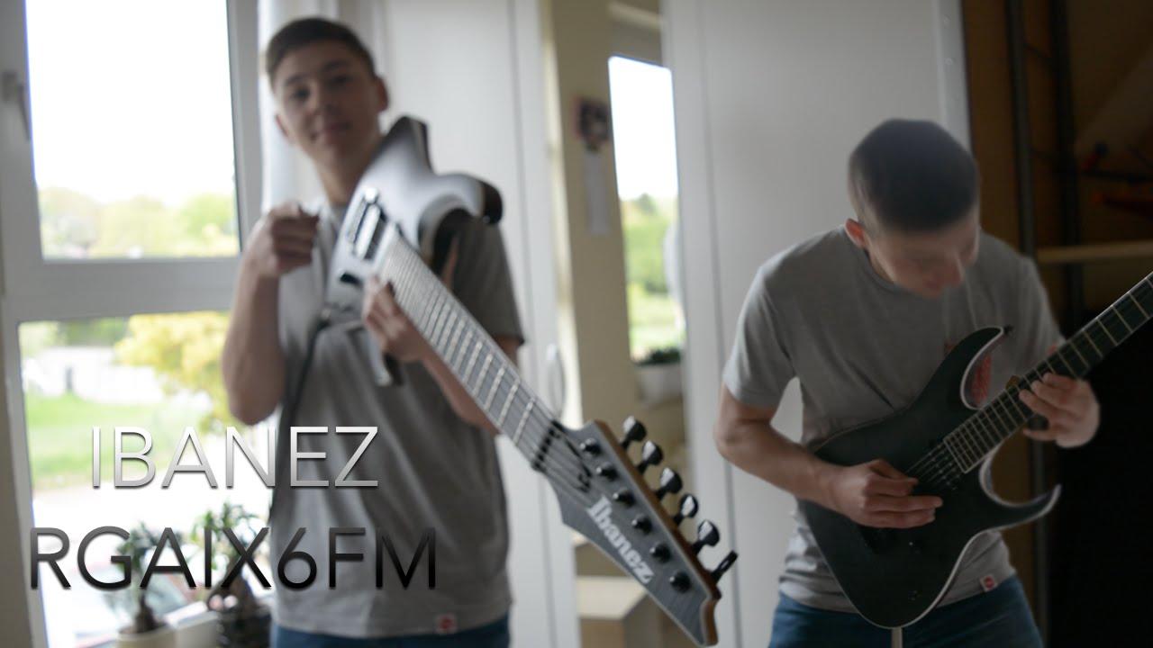 Ibanez Rgaix6fm