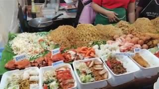 Отдых в Таиланде! Рыбный рынок на острове Пхукет.