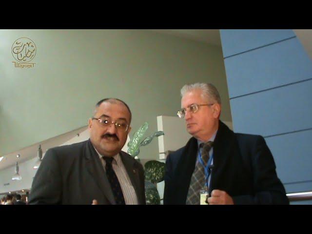 ميخائيل بيوتروفسكي بالعربي مدير متحف الإيرميتاج حوار خاطف