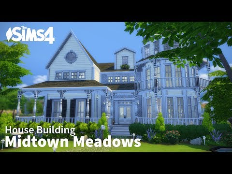 The Sims 4 House Building - Midtown Meadows