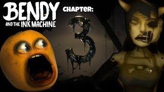 bendy the ink machine 4 ch 3 alice angel annoying orange shocktober