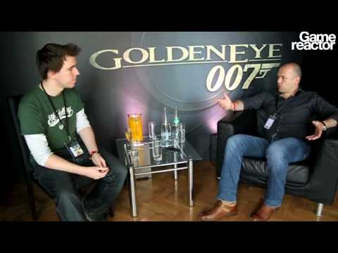 Goldeneye interview