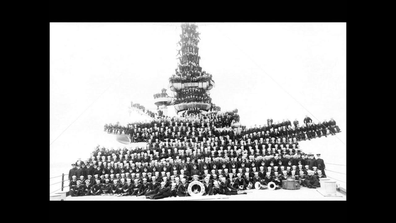 1908 USS MICHIGAN BB 27 US NAVY BATTLESHIP history facts bio - YouTube