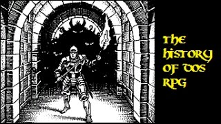 The History of DOS RPG: The Year 1993 Part One