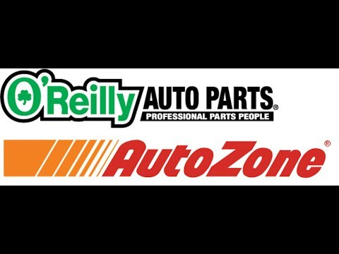 Should You Buy Car Parts Autozone Oreilly Or Advanced ???