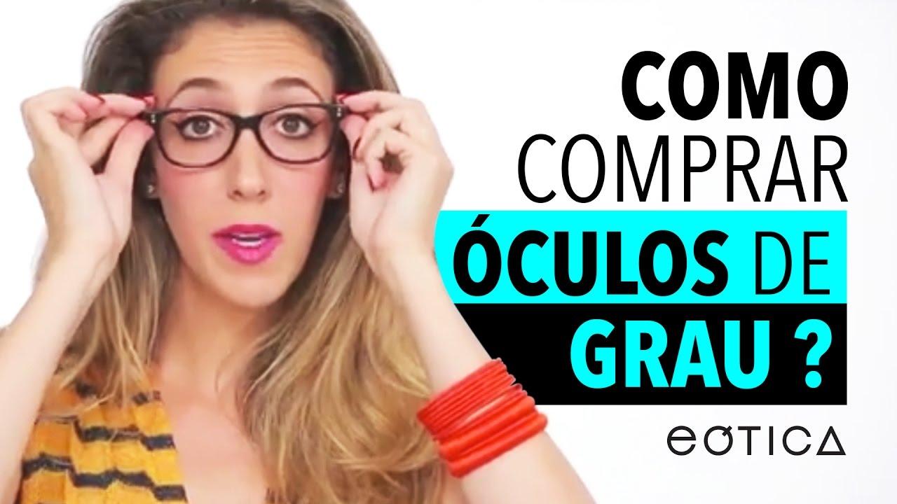 52bff11f02996 Escolha o óculos de grau certo para você!