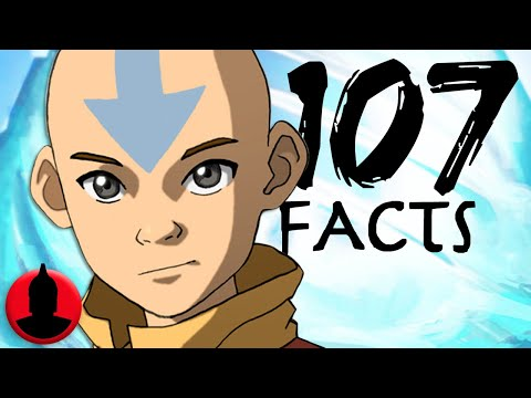 Thumbnail: 107 Avatar: The Last Airbender Facts YOU Should Know! (ToonedUp #41) @ChannelFred