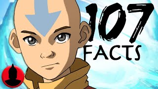 107 Avatar: The Last Airbender Facts YOU Should Know! (ToonedUp #41) @ChannelFred