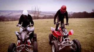 Off-Road with 8-wheeled Argo Cat & Co (Top Gear) HQ [Part 1]