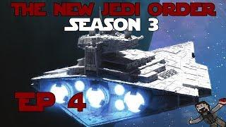 Star Wars Empire at War - The New jedi Order 0.7 (New Republic) Ep 4