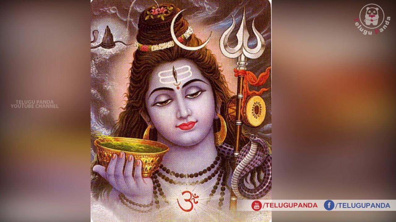 Why Does Lord Shiva Smoke Marijuana Unknown Facts About Lord Shiva Telugu Panda Youtube