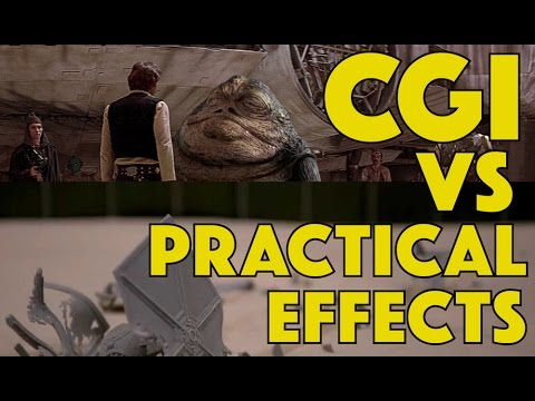 CGI vs Practical Effects - Episode 48