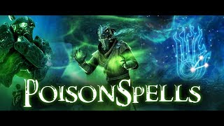 Skyrim Special Edition Mods - Poison Spells By: Jay093